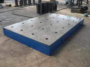 鑄鐵鉗工平板
