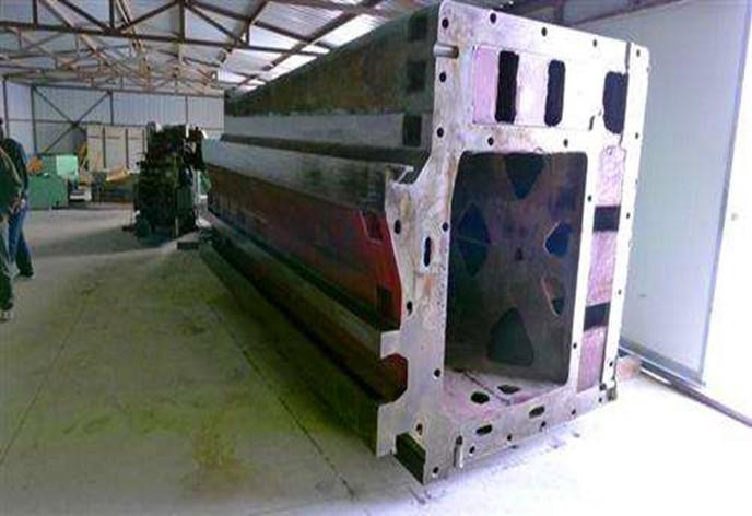 大型機床鑄件