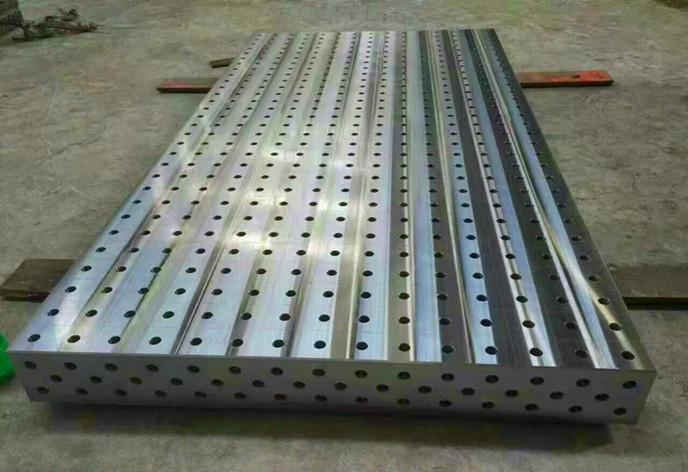 三維柔性焊接工作臺