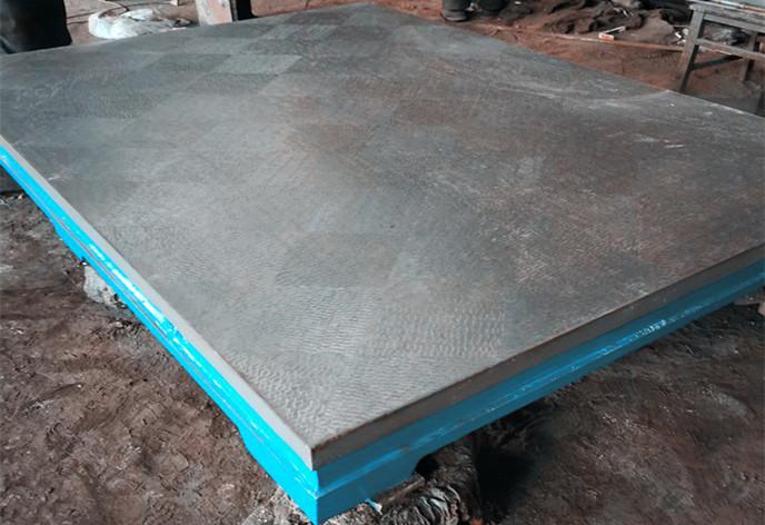 刮研鑄鐵平板