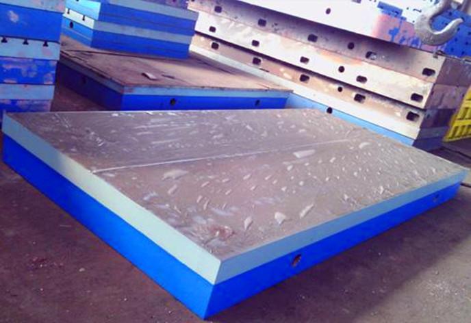 2米*4米铸铁平台