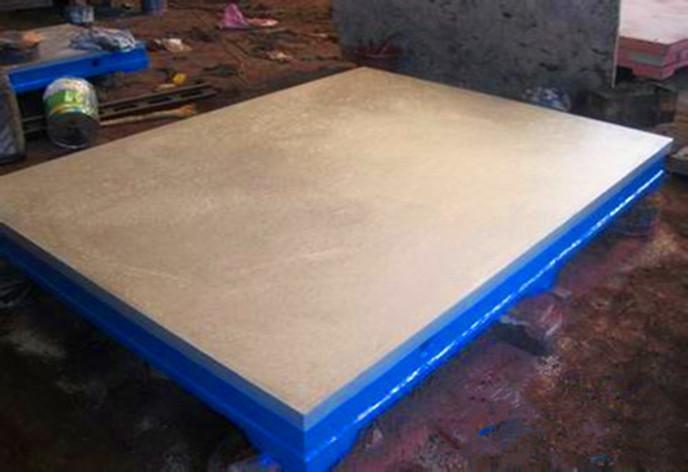 铸铁平板精度