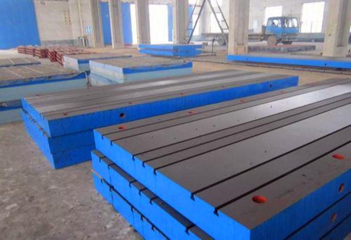 焊接平臺鑄鐵平臺