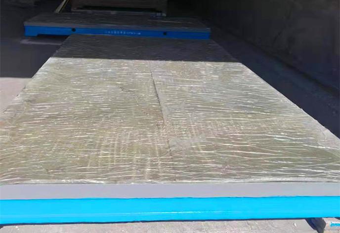 鑄鐵平板規格價格