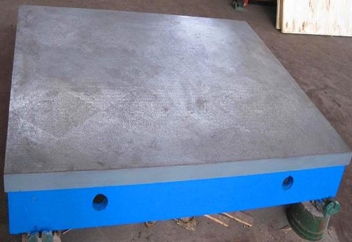 大型焊接平臺平板