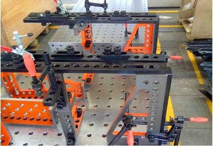 三維焊接平臺廠家