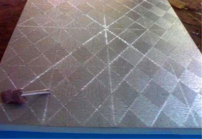 平板焊接平臺