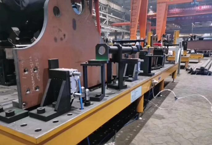 三维柔性焊接平台的介绍及优点