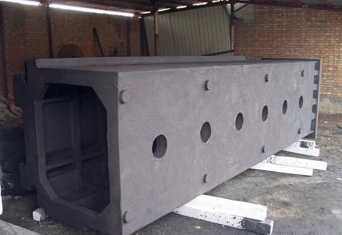 滄州市機床鑄件