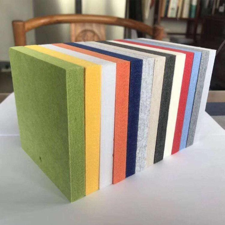 聚酯纤维板施工后的清洁问题如何处理?