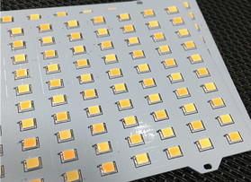 单色LED口袋灯灯板