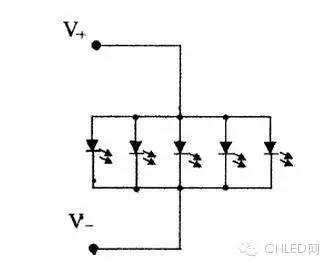 LED线路板串联并联驱动方式分析