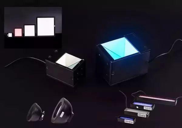 视觉光源的作用及选型技巧