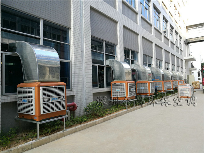 安裝環保空調