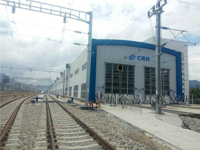 火车站高铁站环保空调降温通风工程