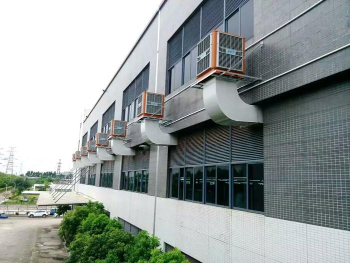 節能環保空調安裝