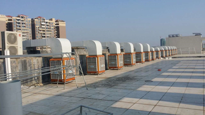 廣州節能環保空調安裝