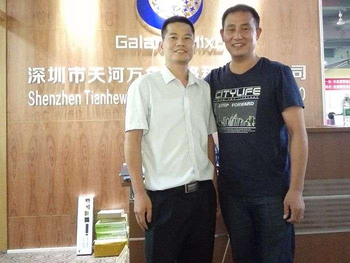 深圳跨境厂房环保空调降温通风工程案例