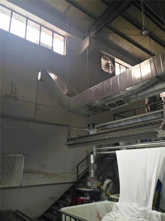 環保空調降溫方案室內管道