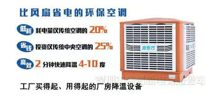不同行业厂房车间降温通风设备应该怎么选择