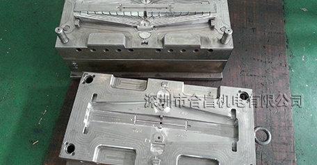潤東方環保空調分水器模具