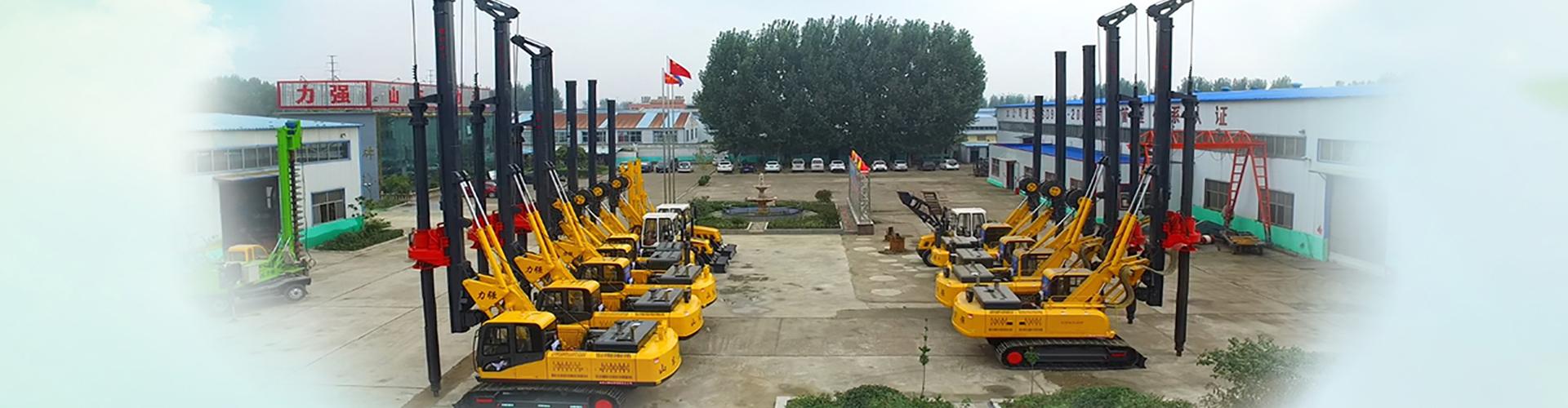旋挖鉆機系列產品展示