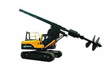 135-11型旋挖机