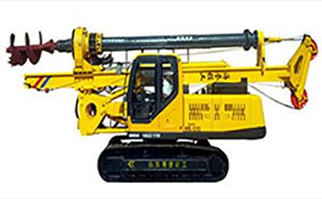 HR-515型旋挖机