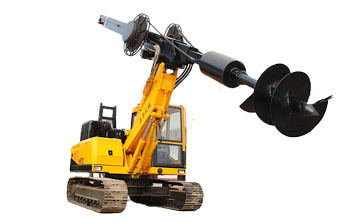 190-20型旋挖机图片展示