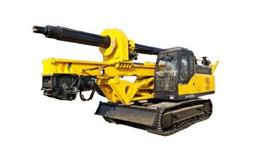 HR-820型旋挖机