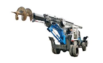 180-11輪式旋挖機