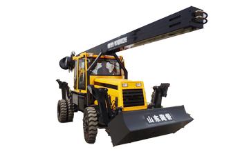 180-15輪式旋挖機