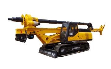HR-825型旋挖机
