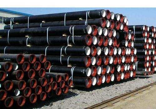 球墨铸铁管厂家产品多少钱