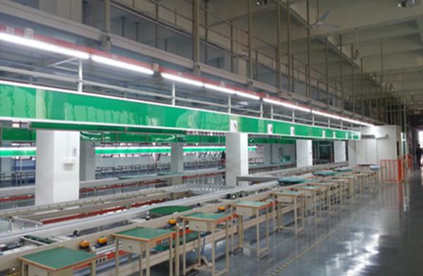 自动化老化生产线