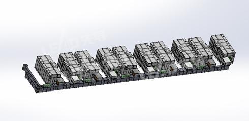 动力锂电池设备-非标自动化设备