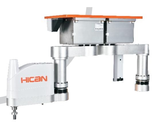 HICAN吊装SCARA机器人