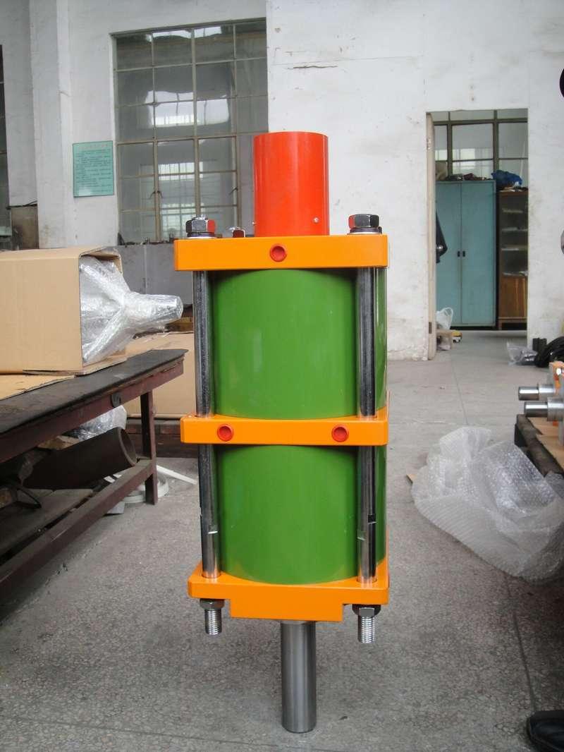 气缸结构的适用性、输出力和高温要求