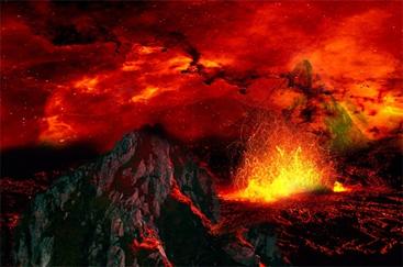 「舆情热点」菲律宾火山喷发 把这张图片转出去能救命!