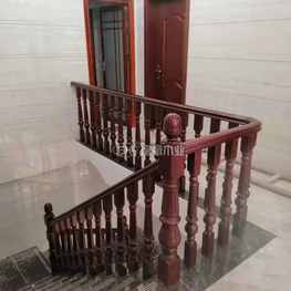 富豪楼梯别墅楼梯扶手