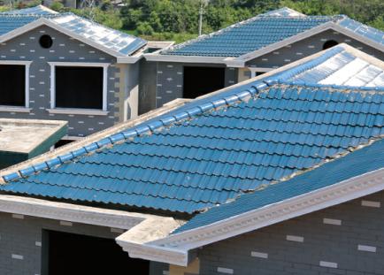如何计算屋面瓦的用量