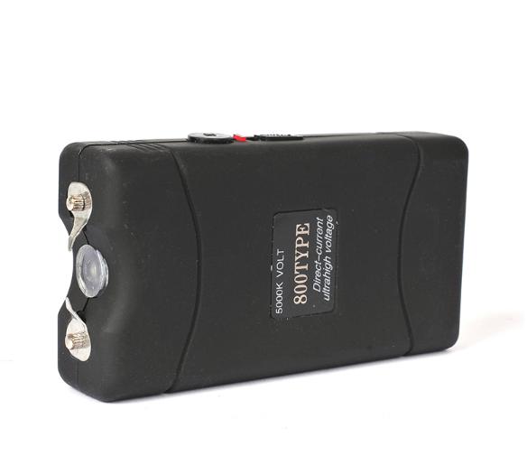 超薄800型便攜防身電擊器
