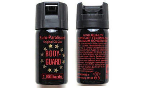 美國進口BODY-GUARD防暴辣椒噴霧劑