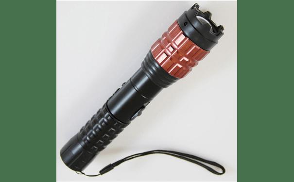 新款黑鹰X5型钛合金电击棍