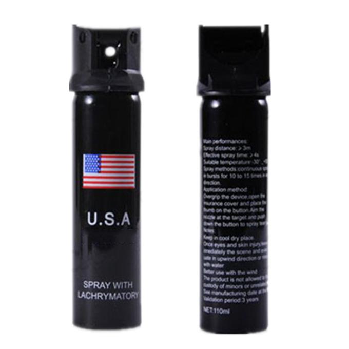 USA美国进口水柱型防身喷雾