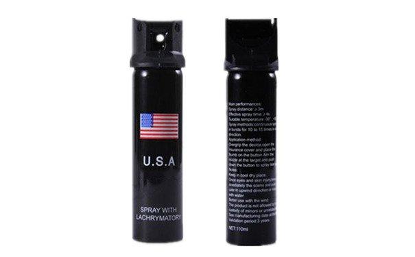 USA美國進口水柱型防身噴霧