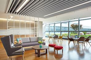 呼和浩特洽談空間辦公家具案例展示