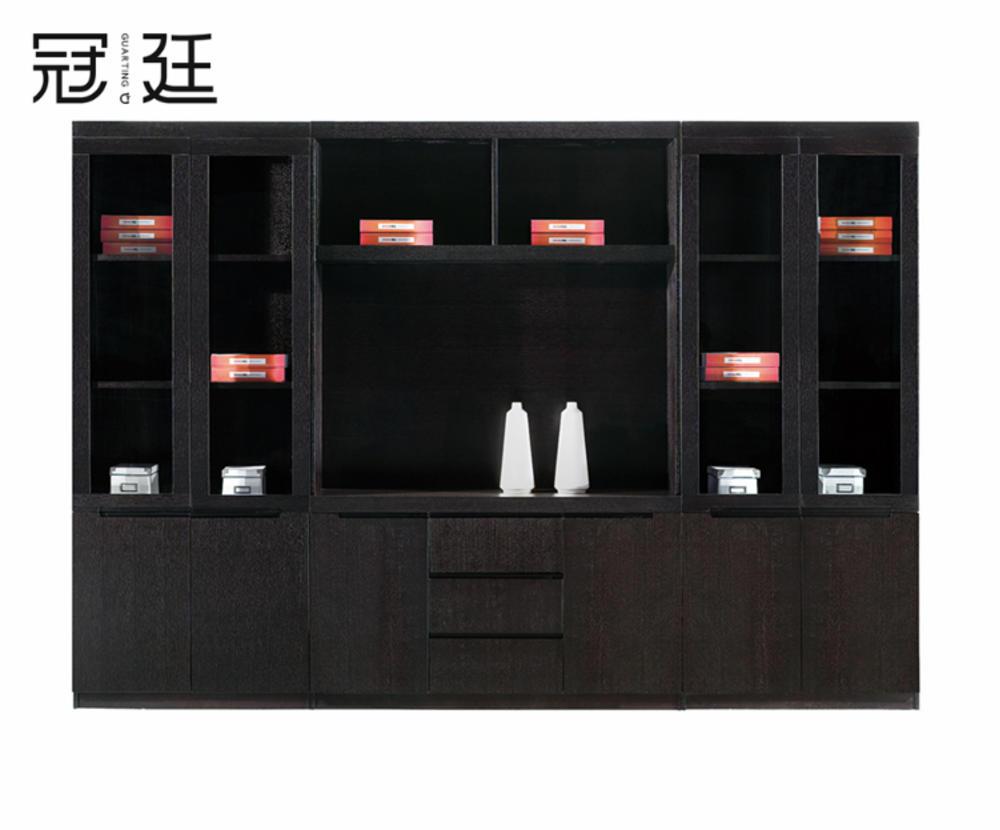 现代胶板文件柜