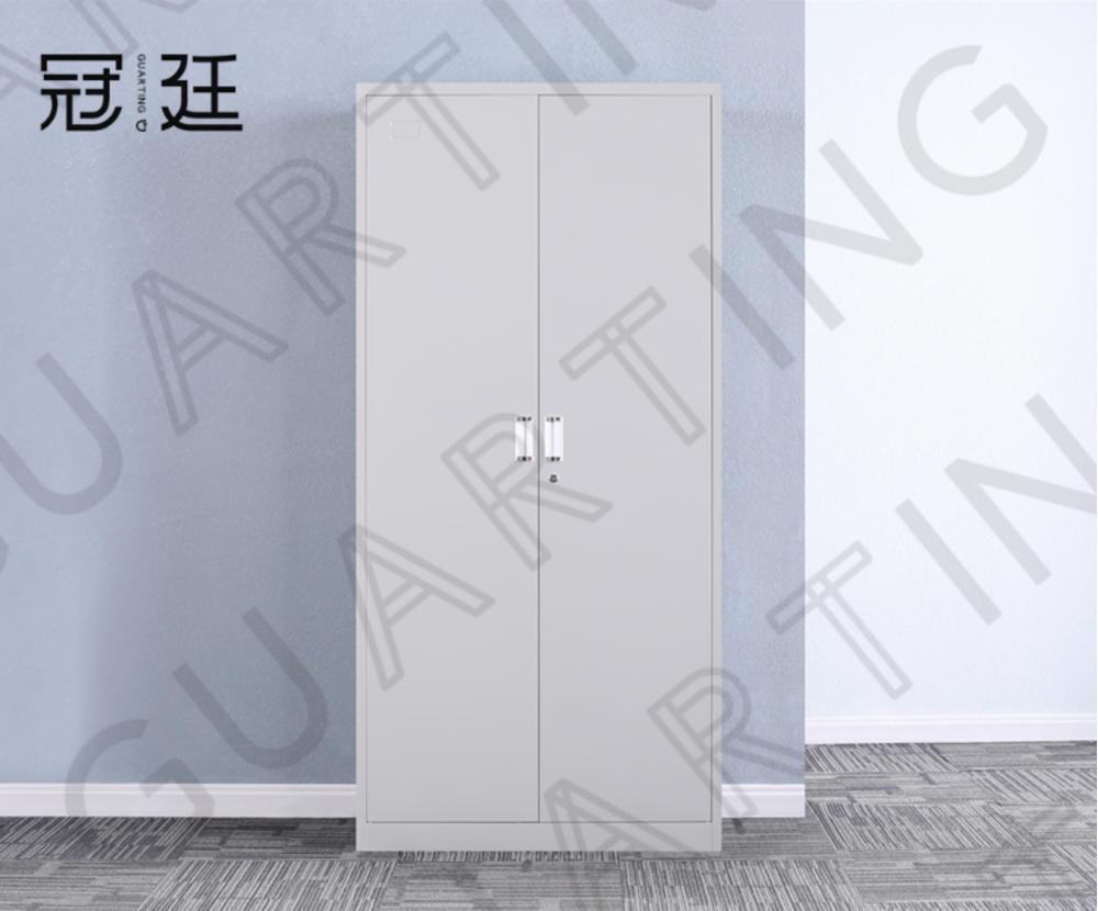 钢制对开门文件柜