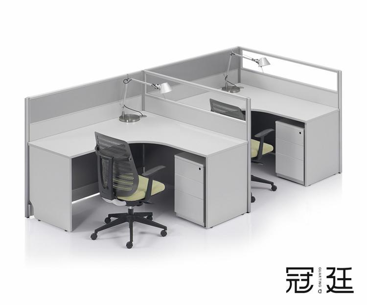 辦公屏風桌